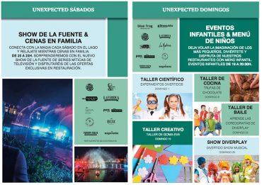 Eventos infantiles y para familias en El Lago de Parquesur (Leganés)