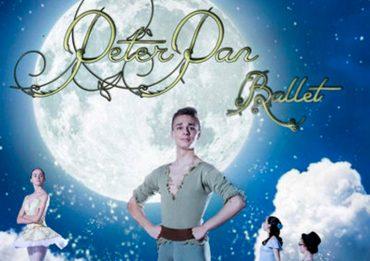 Peter Pan: Obra de Ballet para niños en Leganés
